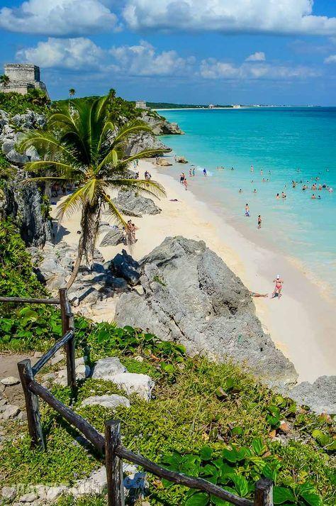 Confira quais os melhores pontos turísticos e passeios em Cancun: praias paradisíacas, parques naturais e mergulho em cavernas, há variadas opções