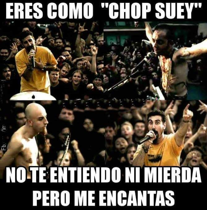 "Pasagüero on Twitter: ""Eres como Chop Suey!!! https://t.co/A2lkoYzft4"""