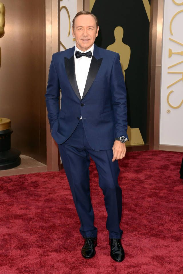 Esquire breaks down the 10 Best Dressed Men at the 2014 Oscars.