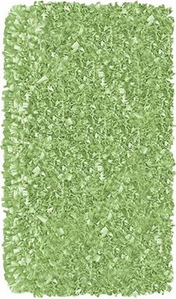 Shaggy rug for Grass in Fairy room