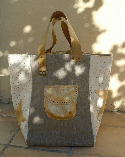 My bag lenen and skai