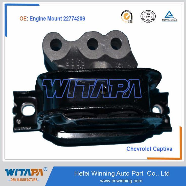 Original Quality GM Chevrolet Captiva Car Spare parts Engine Mounting 22774206