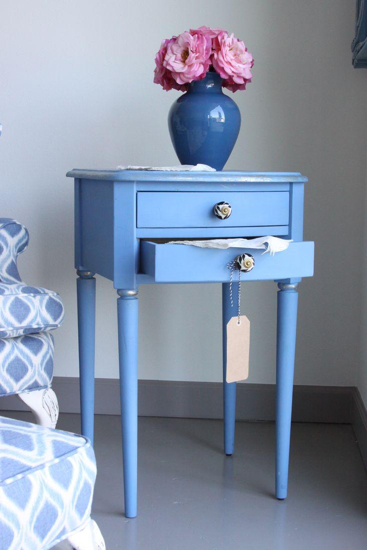 18 Best Images About Chalk Paint 174 Greek Blue On