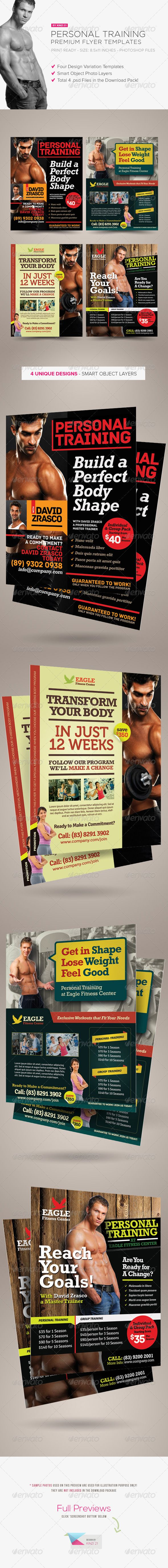 17 best images about pt life time fitness business personal training flyers