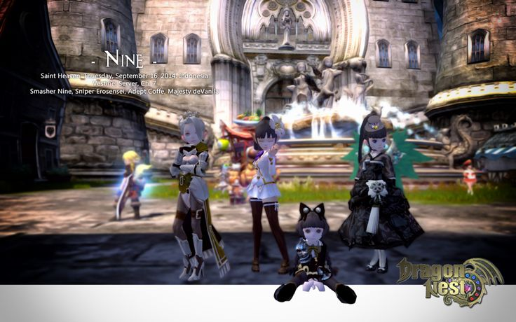 Dragon Nest, Last Moment w/ Old Saint Heaven