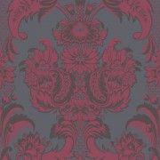 Papier peint classiques revisités rose Wyndham - Cole and Son - Au fil des Couleurs