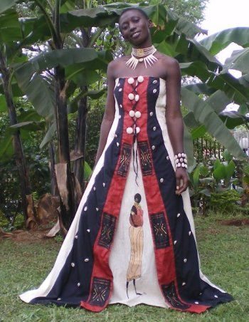 Uganda Stylisme Ethnik Uganda Pinterest Fashion
