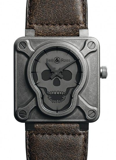 Bell & Ross Skull Watches