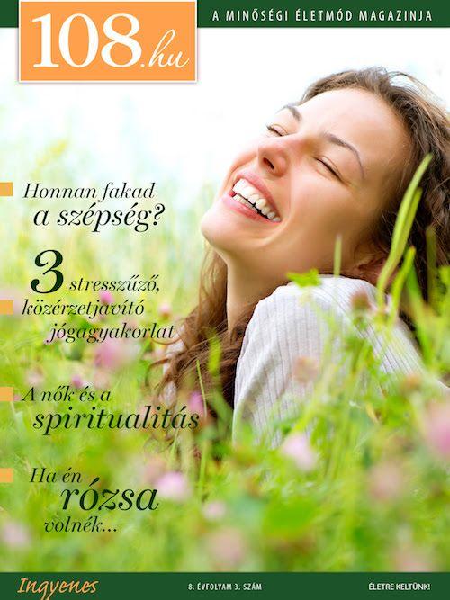 A nők és a spiritualitás - itt a 108.hu Magazin márciusi száma - nieder.jozsef@gmail.com - Gmail