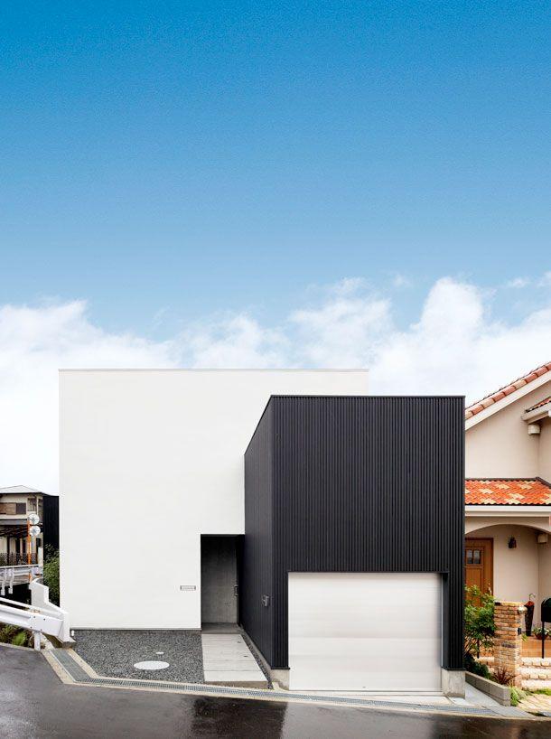 ハコ・ハコ・ハコ・間取り(大阪府箕面市) | 注文住宅なら建築設計事務所 フリーダムアーキテクツデザイン