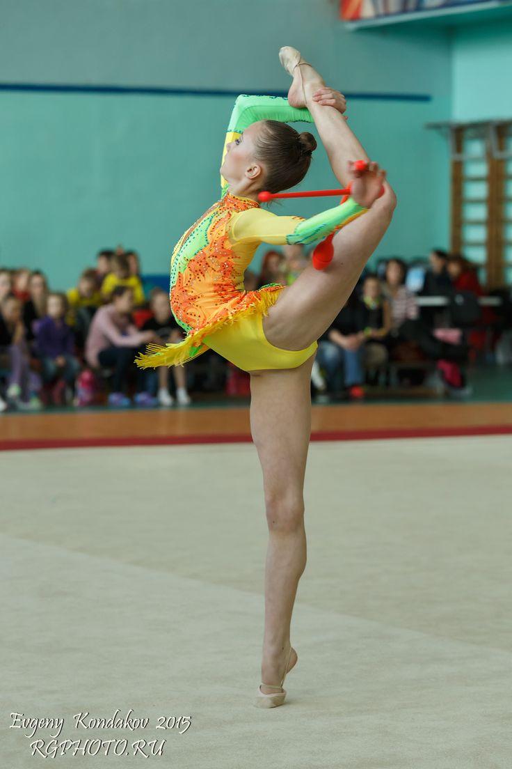Winwin gymnastics - Antonina Agatipova Russia Clubs 2015 Gymnastics