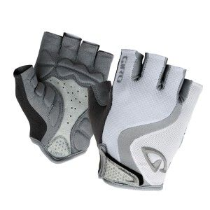 Giro Tessa Cycling Gloves White/Silver