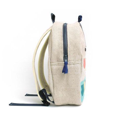 Grigrin mini backpack for children www.grigrin.com