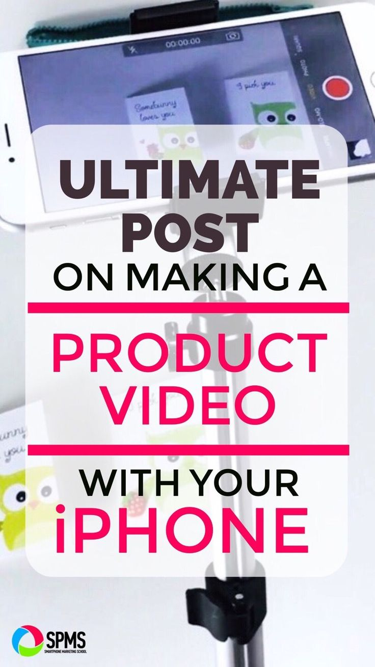 Get 11 easy-to-follow steps for creating awesome promo videos with your iPhone