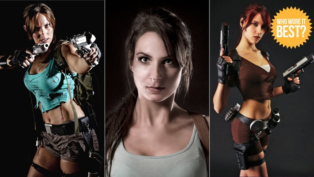 No cosplay gallery is complete without Lara...    All the Lara Croft You Can Possibly Handle