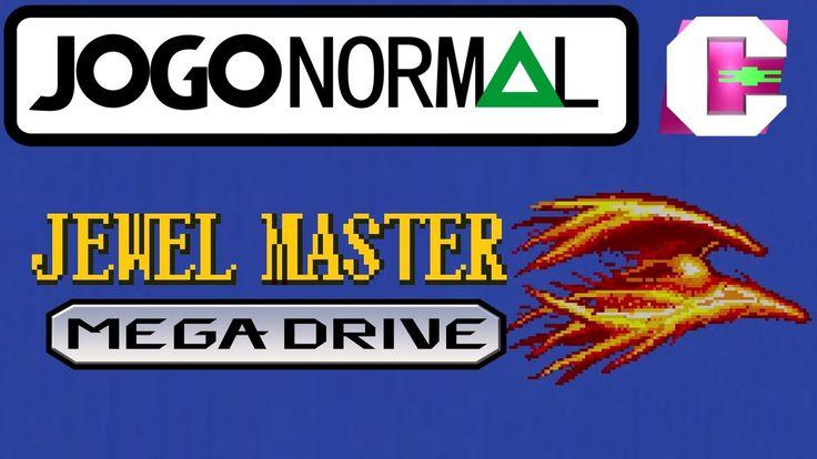 Jewel Master (Mega Drive) #2: Ave De Fogo | Jogo Normal | CFX