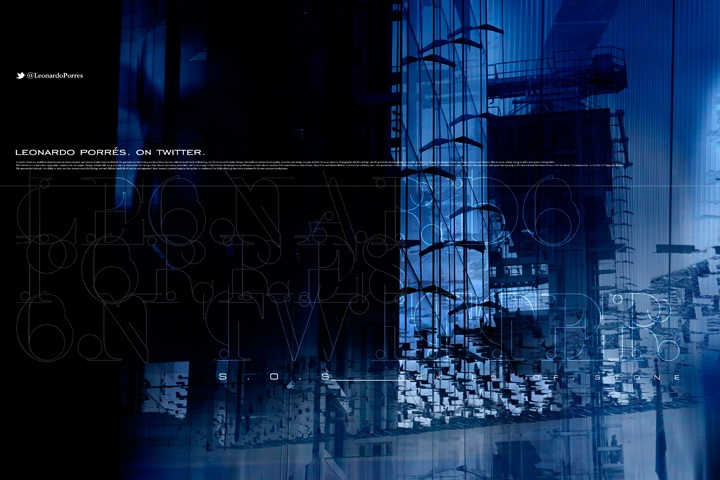 """LEONARDO PORRÉS. ON TWITTER. #022 """"SKIES.OF.STONE"""" V10 ___ Artwork inspired on the film """"I, Robot"""" and the song """"I, Robot Theme (End Credits)"""", Score composed by Marco Beltrami. I invite to see the picture listening at the song here: www.youtube.com/... __ Design & Photography © Leonardo Porrés __ #inspirational #creativity #concept #art #direction #graphic #design #photography #digital #mixed_media #flickr __ http://twitter.com/leonardoporres"""