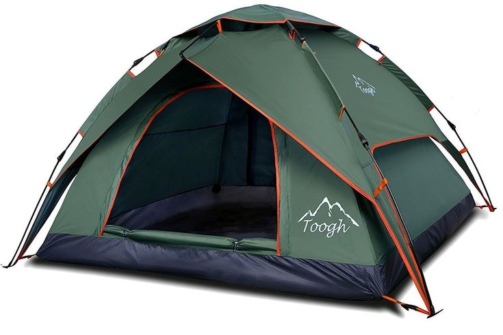 Camping Tent Pop Up for Sports Beach 3 Season Backpacking Toogh Waterproof NEW #CampingTentPopUpforSports #PopUp