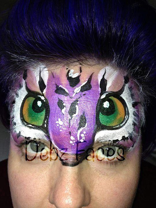 41 best images about Cat Face Paint on Pinterest   Cats ...