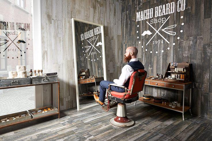 #Tendencia #MachoBeard #MaderaCerámica #Tiles #Tendencia #Cerámica #Madera #Interiorismo #Design #Deco