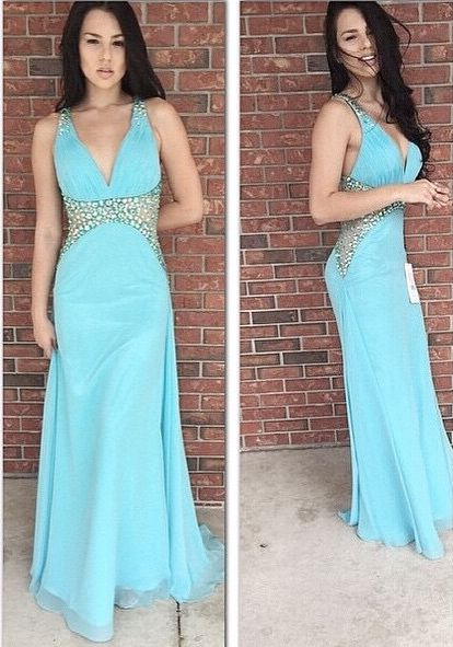 Backless Prom Dresses,Blue Prom Dress,Backless Prom Gown,Open Back Prom Dresses,Blue Evening Gowns,Open Backs Teens Girl Dresses