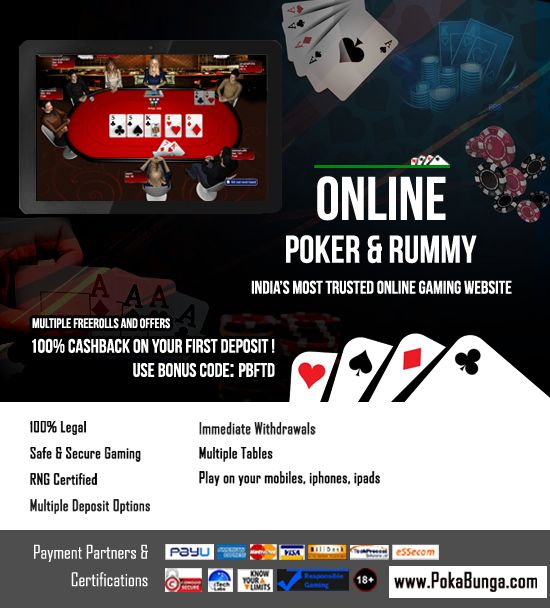 Play rummy against a computer opponent and pass the time away playing one of your favorite card games. Start playing  Rummy online & get 100% welcome bonus on first deposit.