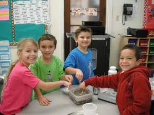 Invent It! Challenge: Kindergarteners Solving World Hunger and Arguing Siblings