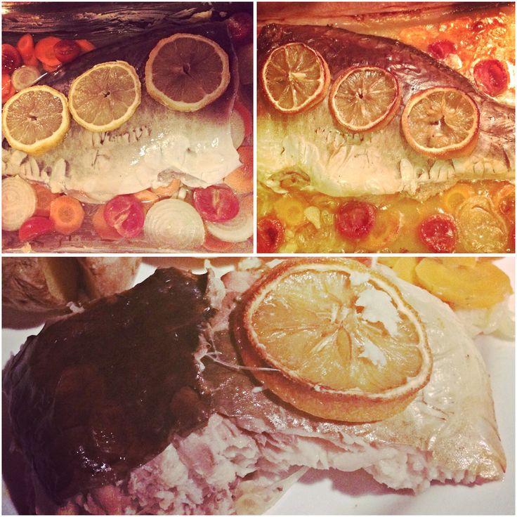 #fish #carp #dinner