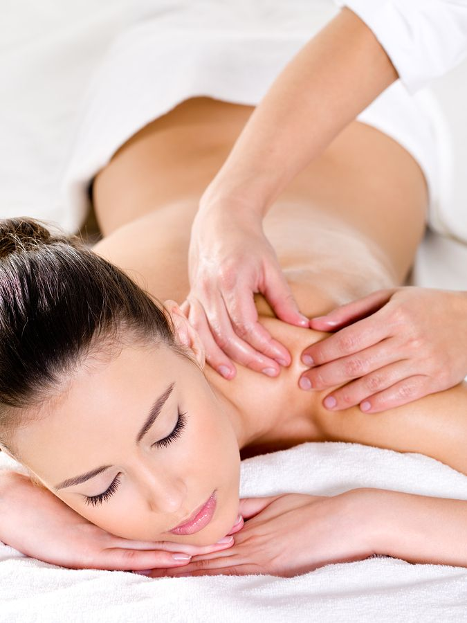 Massage Therapy Helps You Heal Faster After Injury.
