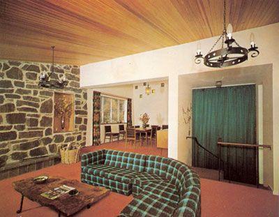 1000 images about 70s interiors on pinterest 1970s. Black Bedroom Furniture Sets. Home Design Ideas
