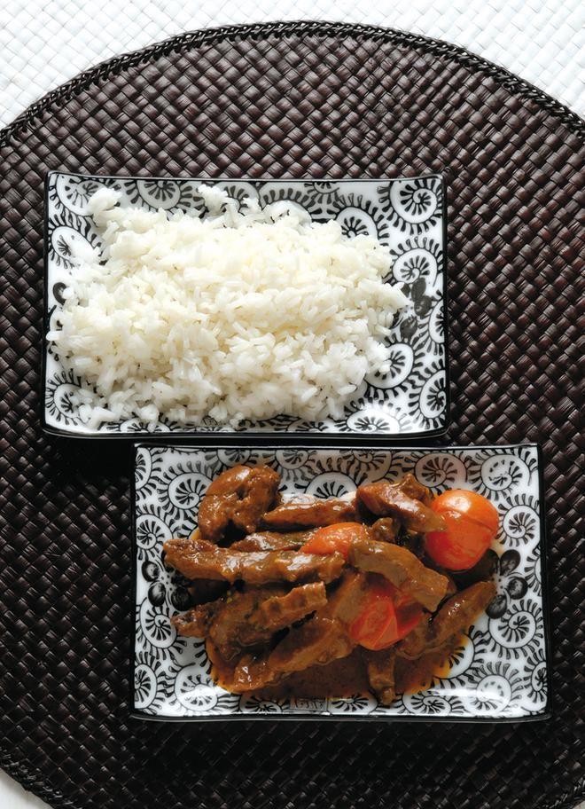 Thai Curry με βασιλικό