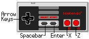 Play old NES games online!