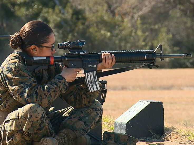 Marine Corps integrates male and female platoons during