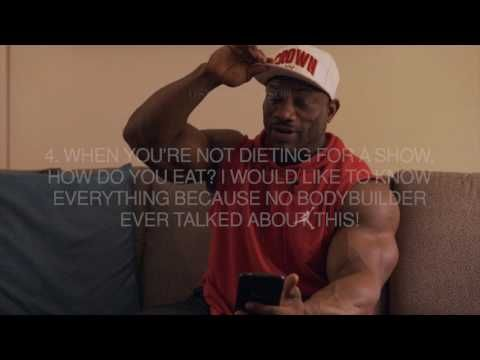 "Dexter ""The Blade"" Jackson Instagram Q&A Part 2 - YouTube"