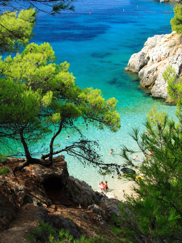 Hvar, Croatia - one of the top 10 most attractive beaches in the world