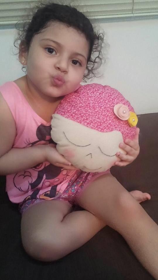 Menina Boneca ...que beijoca gostosa!