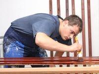 Как подготовить деревянный забор к покраске