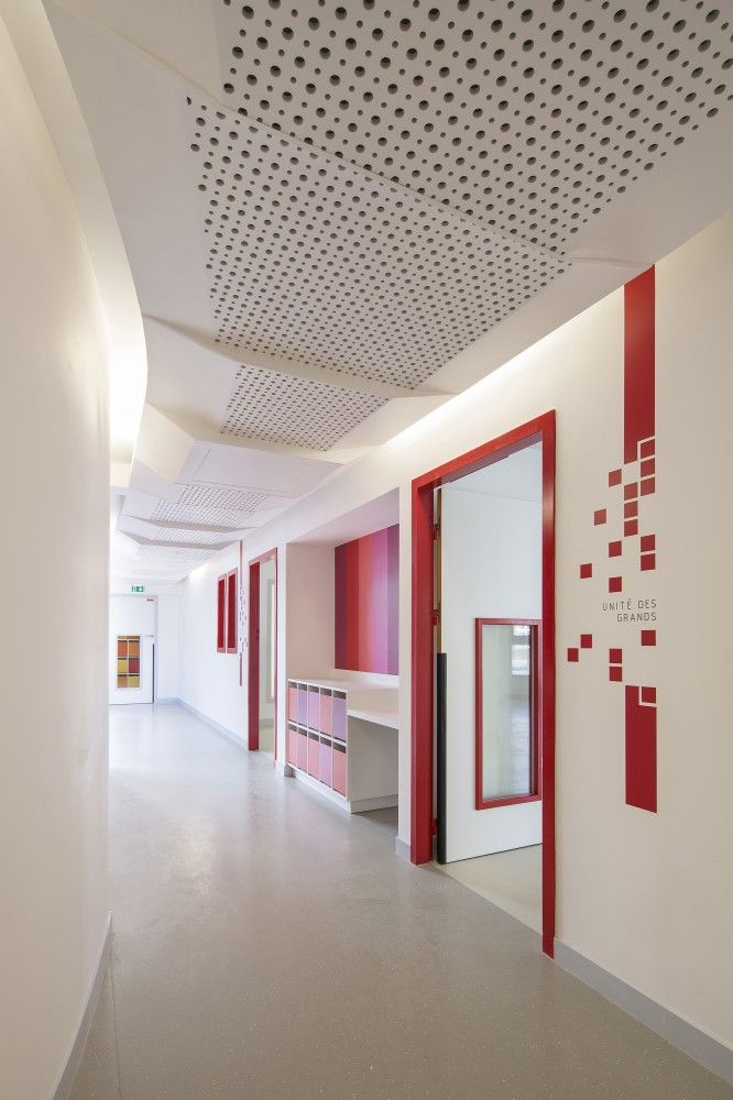 Gallery of Day Care Center / Rh+ Architecture - 3