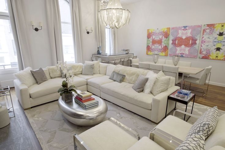 Go Inside Bethenny's Brand New Apartment