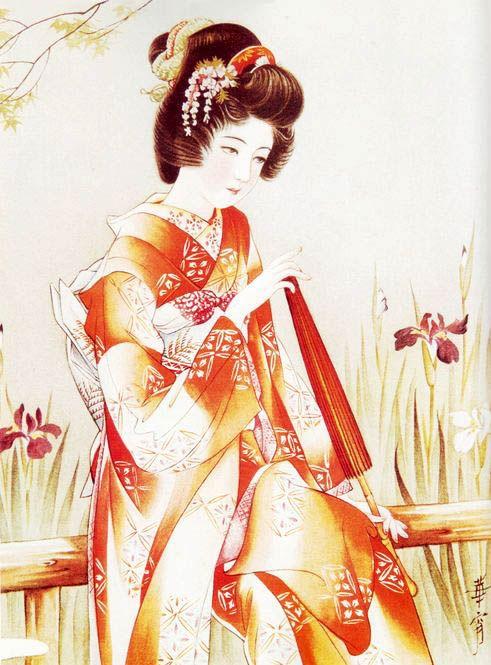 Takabatake Kashou (1888-1966) 高畠華宵
