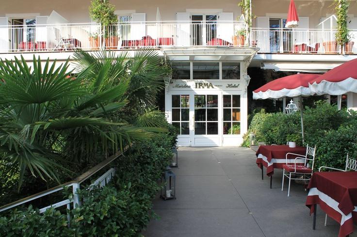 Living the high life – Hotel Irma in Meran