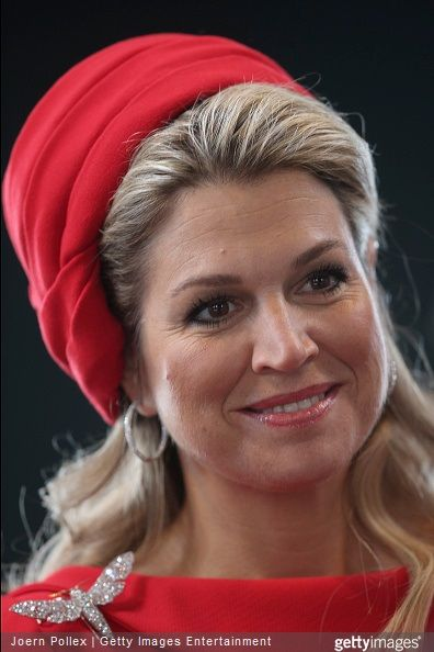 Queen Maxima and King Willem-Alexander visits Germany.