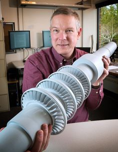 3D Printing: Mini Turbines To Power 10,000 Homes