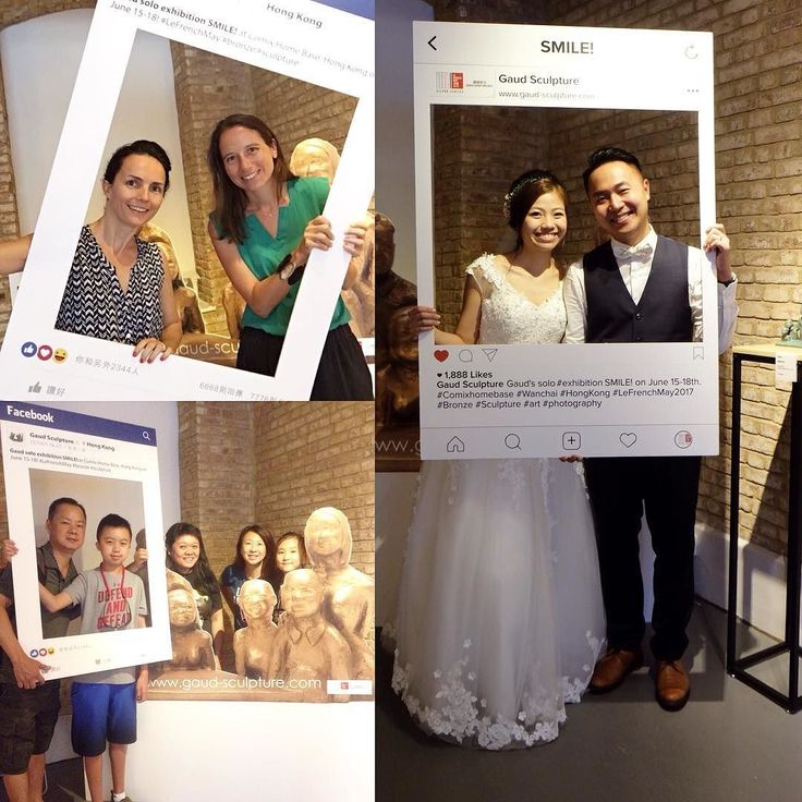 SMILE! #exhibition #surprising #hongkong #fun #comixhomebase #friendly #frenchmay #bronze #sculpture #gaud