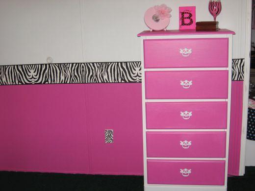 High Quality Kidsu0027 Bedrooms Ideas: Zebra Print Theme