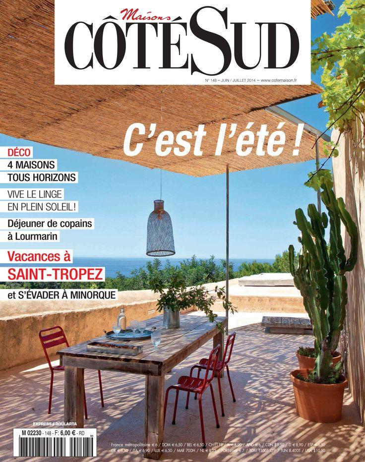 Magazine deco maison fabulous marie claire maison for Magazine deco maison