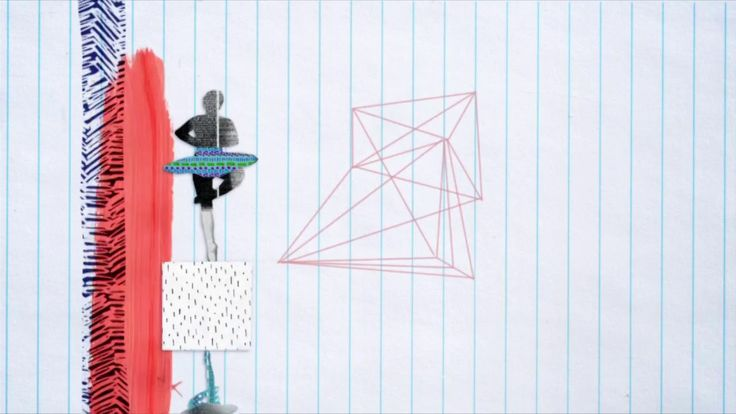 5 seconds project - made of paper on Vimeo