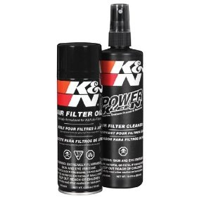 K 99-5000 Aerosol Recharger Filter Care Service Kit, (filter cleaner, kn, air filters, filter oil, automotive, air filter, american made, auto parts, filter, auto air filter)