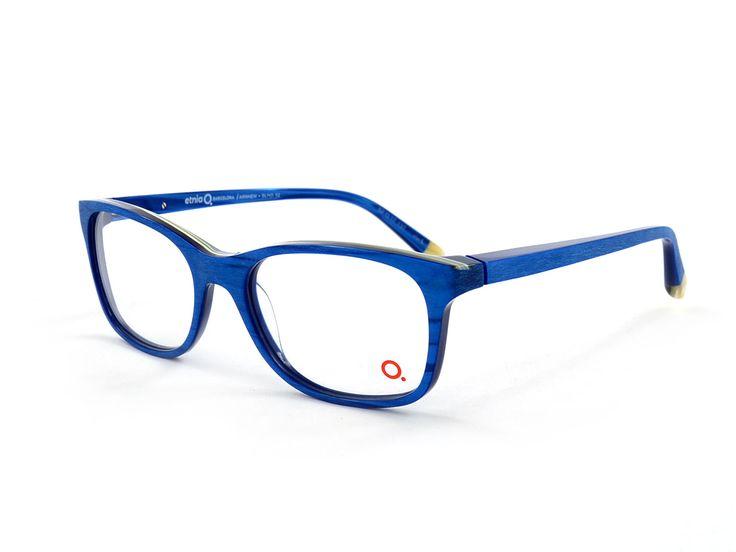 Etnia Gleitsichtbrille Arnhem BLHO 52 Blau Matt (Brillen) Brillen online kaufen