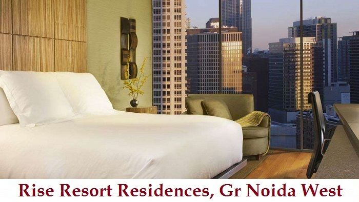 Rise Resort Residences brings a new concept for luxury apartments to Noida Extension. It is valuable residency to greater noida west where amenities are associated under the villas.